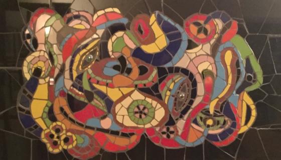 Mosaics in Italy