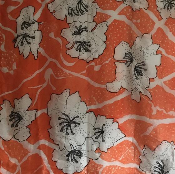Sicily Silk Scarf